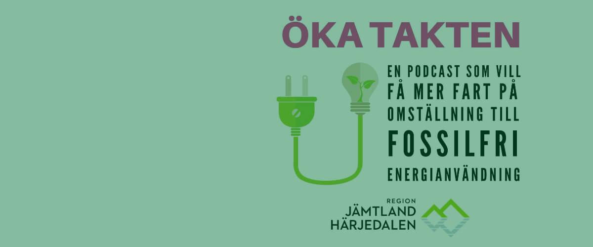 """VD Markus Sundström gästar """"Öka takten"""""""