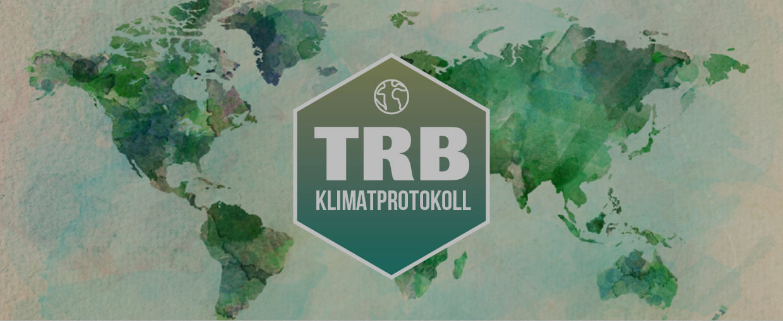 Sundfrakt har stolt skrivit under TRB klimatprotokoll